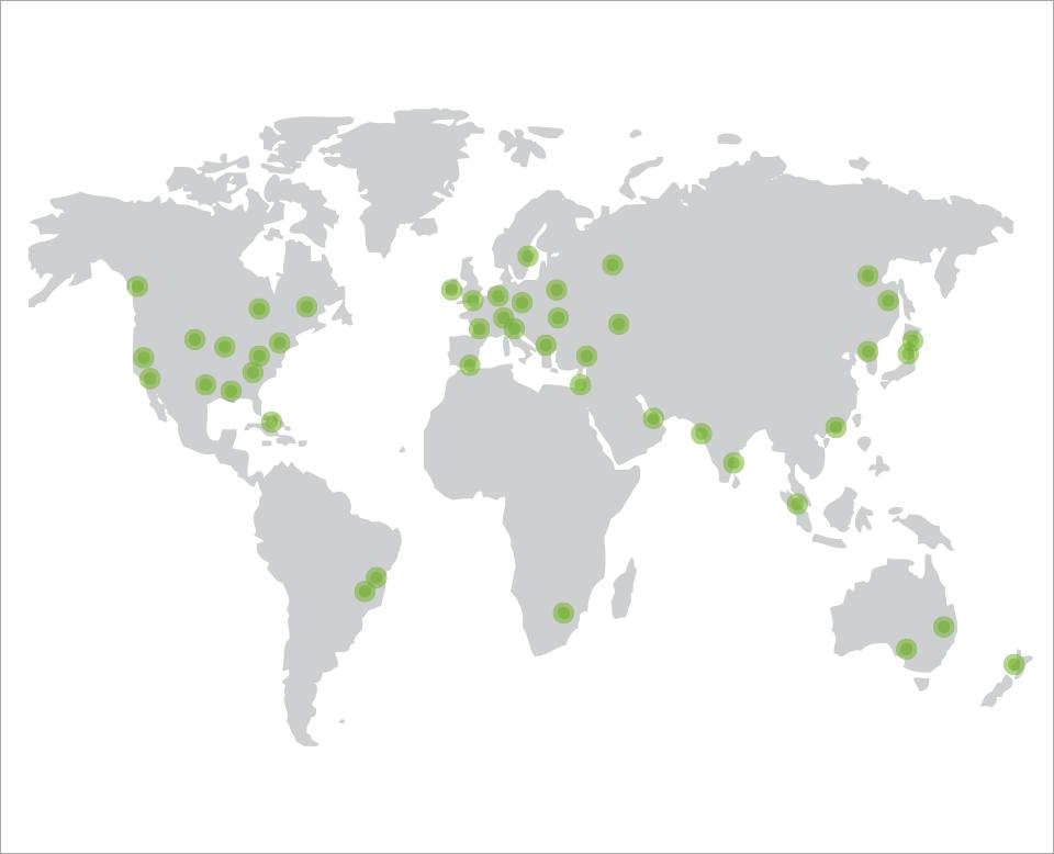 global monitoring location
