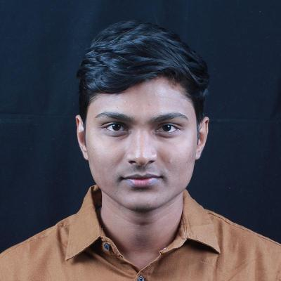 A corporate headshot of Gowtham R