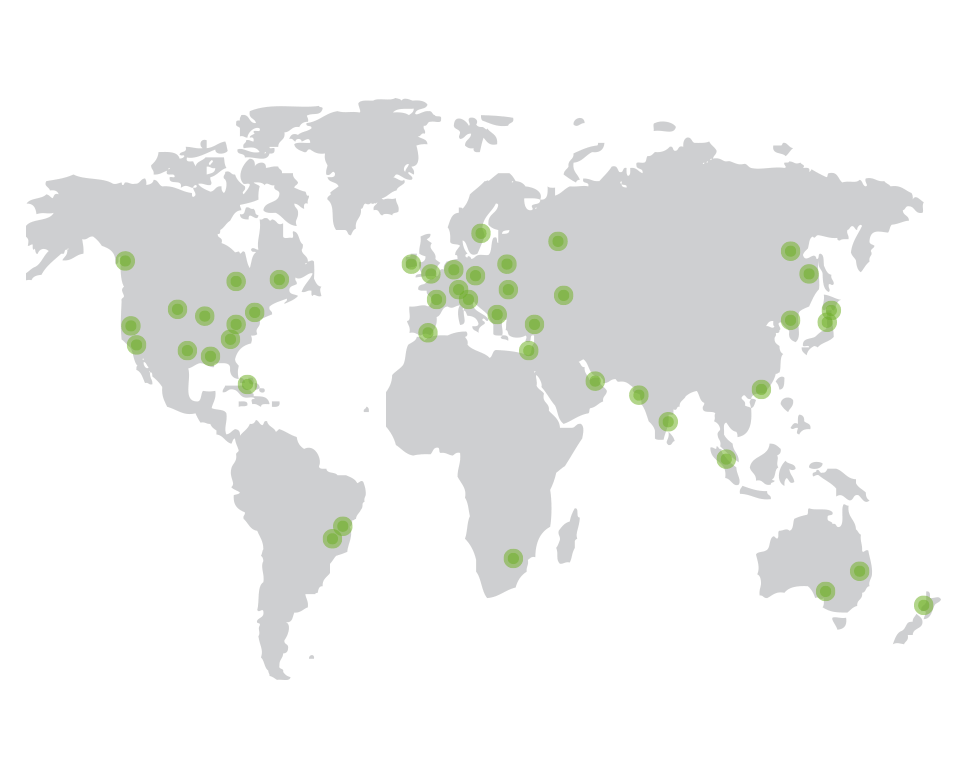 Global Monitoring Locations