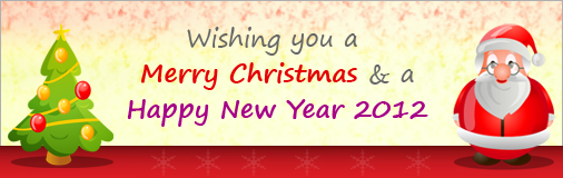 Merry Christmas and Happy New Year Wishes from Site24x7